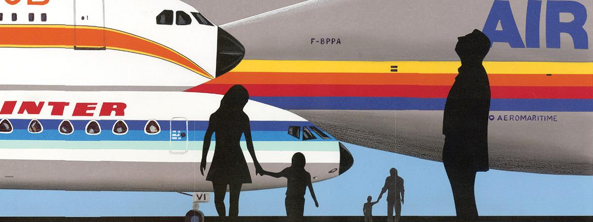 Aéroscopia : le nouveau musée de l'aviation - Aéroscopia museum - Museo Aeroscopia