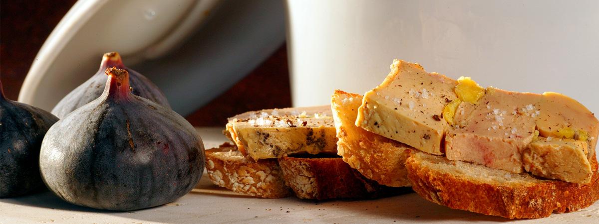 Foie gras de canard - Périgord