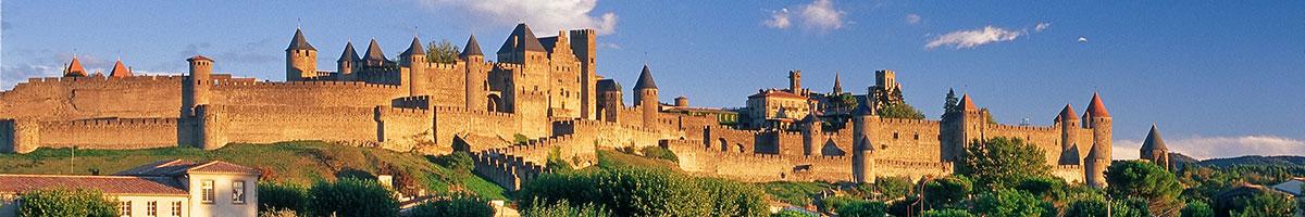 Carcassonne : cité médiévale