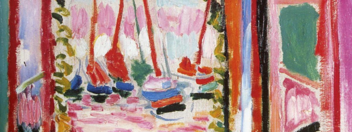 Collioure : exposition de peintures