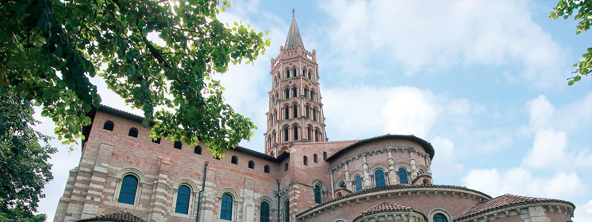 Basilique Saint-Sernin de Toulouse - Basilica of Saint Sernin in Toulouse - basílica Saint-Sernin de Toulouse